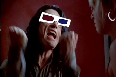 Tommy Wiseau in 3D